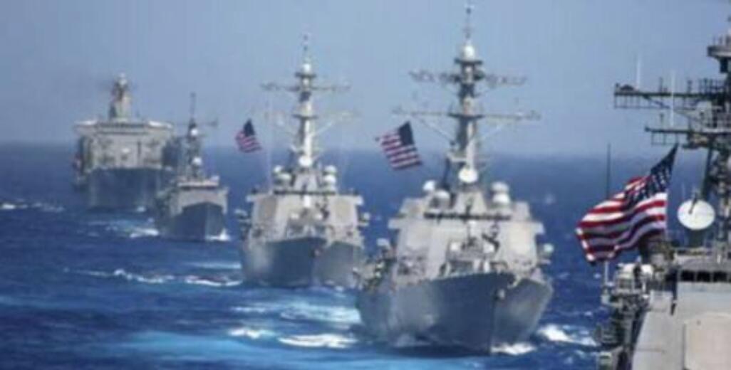 美军叫嚣帮日本夺岛 中方果断公布新规 海警船被赋予开火权
